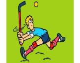 Jugador de hockey sobre hierba