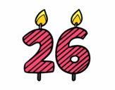 26 años