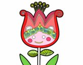 Tulipa infantil