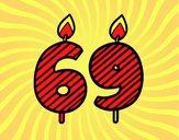 69 años