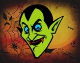 Cabeza de Conde Drácula