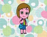 Mamá con bolso