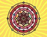 Mandala sistema solar