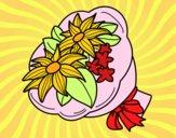 Ramo de crisantemos