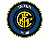 Dibujo Escudo del Inter de Milán pintado por vito_lm9