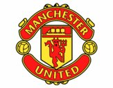 Dibujo Escudo del Manchester United pintado por vito_lm9