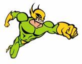 Superhéroe sin capa