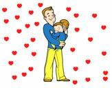 Padre e hija