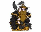 Guerrero chino Guan Yu