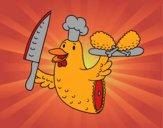 Carne de pollo
