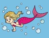 Sirena del mar