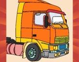 Dibujo Camión 5 pintado por JOSEMG
