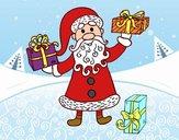 Los regalos de Papá Noel