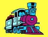 Tren divertido