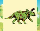 Dibujo Triceratops 1 pintado por JOSEMG