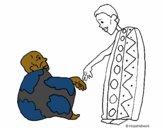 Dos africanos