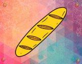 Una barra de pan
