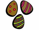 Huevos de pascua IV