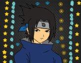 Sasuke enfadado