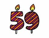 59 años