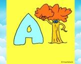 Dibujo Árbol 3 pintado por Amayrani3