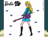 Barbie la rockera