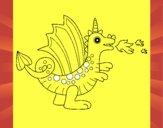 Dragón alegre II