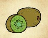 Dibujo El kiwi pintado por Ecologia