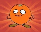 Niño mandarina