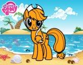 Applejack de My Little Pony