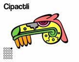 Los días aztecas: el caimán Cipactli