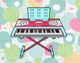 Piano sintetizador