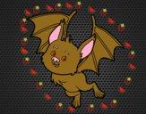 Un murciélago simpático