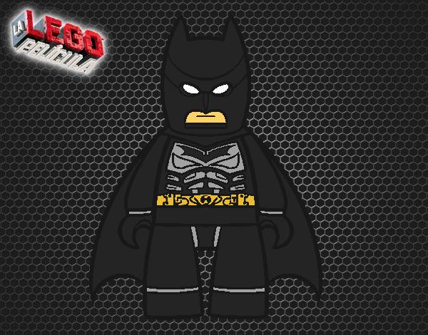 Dibujo Batman pintado por Clouster