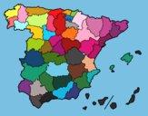 Las provincias de España