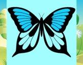 Dibujo Mariposa 8 pintado por martanoemi