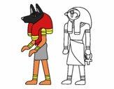 Esfinges egipcias
