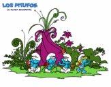 Los Pitufos: La aldea escondida