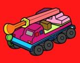 Camión grúa