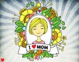 Dibujo Homenaje a todas las madres pintado por Michellinh