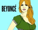 Dibujo Beyoncé B-Day pintado por anna9615
