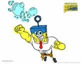 Bob Esponja - La burbuja invencible al ataque
