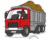 Camión de carga 1