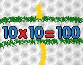 10 x 10