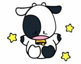 Vaca pequeña