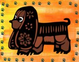 Dibujo Signo del Perro pintado por NCD06