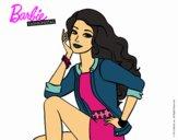 Barbie súper guapa
