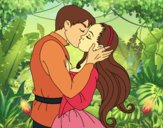 Beso de amor