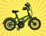Dibujo Bicicleta para niños pintado por mariac127