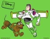 Buzz y Slinky